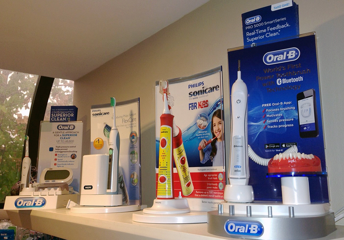 electronic toothbrushes fair lawn